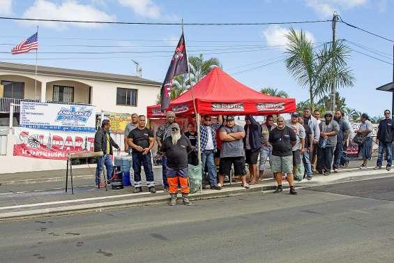Accord conclu après une grève des Ambulances de Dumbéa