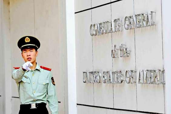 Le consulat des États-Unis à Chengdu va fermer
