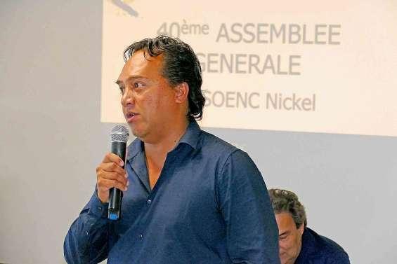 Pour le Soenc nickel, les difficultés  de la SLN ne justifient pas le « chantage »