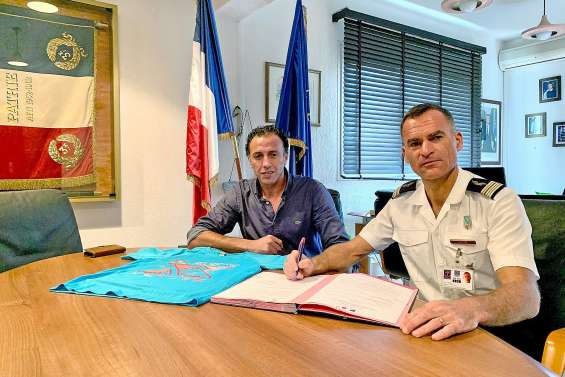 Un partenariat entre le XTerra et l'armée