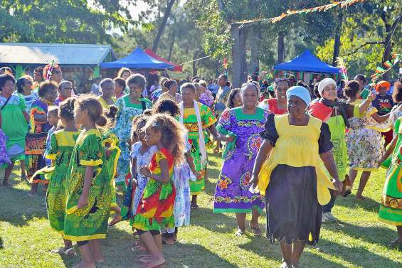Les 40 ans de l'indépendance du Vanuatu célébrés deux jours durant au parc Fayard