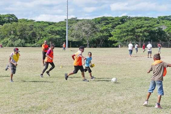 Tournoi de football aux jeux intertribus