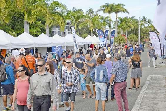 Des milliers de visiteurs unis par la passion de la mer