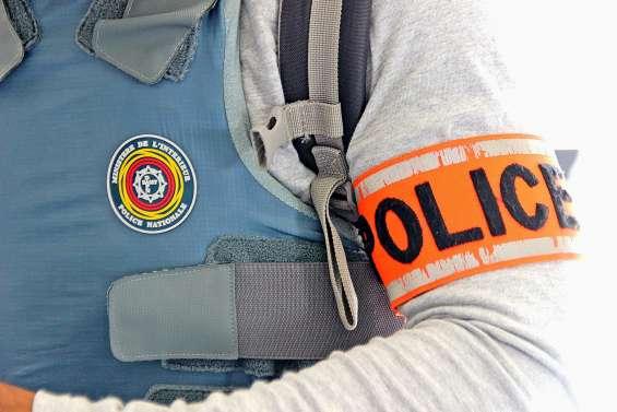Six voleurs arrêtés après le saccage d'une entreprise