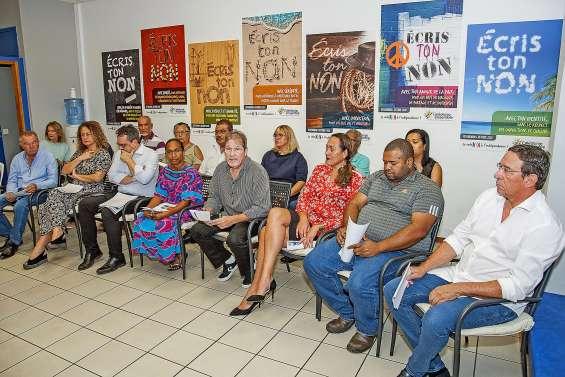 Calédonie ensemble lance sa campagne référendaire en faveur du « Non »
