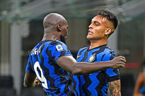 L'Inter reste deuxième, l'Atalanta Bergame ne lâche rien