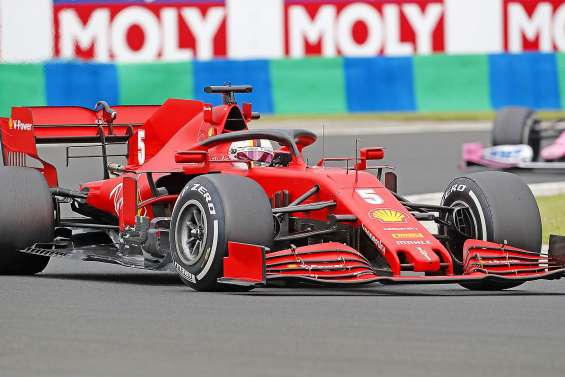 La Ferrari « n'est pas compétitive », reconnaît John Elkann