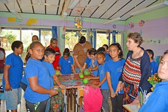 Jour de partage entre jeunes de l'ASH et les élèves de Saint-Joseph