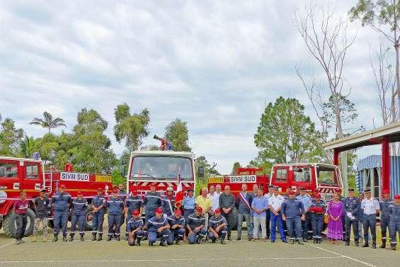 « Un bond en avant » dans la lutte contre les incendies