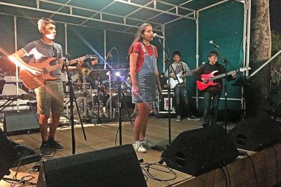 Des élèves du Conservatoire sur scène
