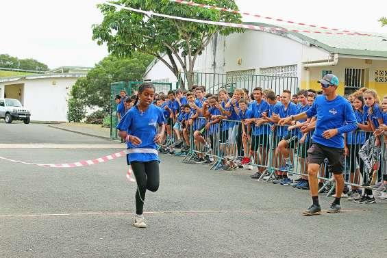 Plus de 500 élèves dans la course