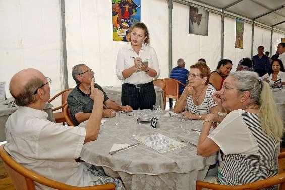 Salon saveurs et traditions : un exercice pour les jeunes en formation