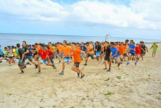 Plus de 800 jeunes au cross territorial