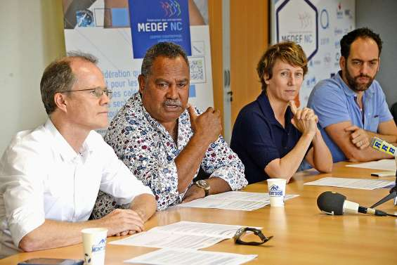Le Medef demande des facilités pour préserver les investissements
