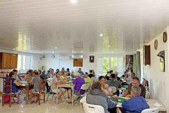 Un tournoi de belote pour aider une famille en détresse