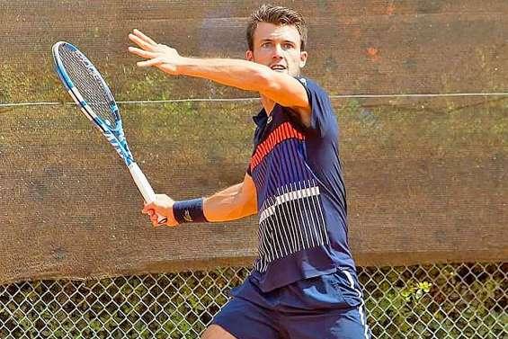 Maxime Chazal retrouve  les tournois français