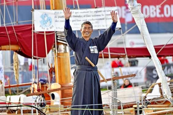 Kojiro Shiraishi, « l'ovni » du Vendée Globe