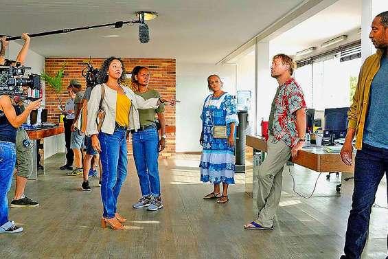 La série OPJ, Pacifique Sud quitte la Calédonie pour La Réunion