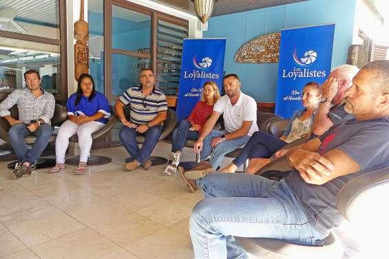 Les Loyalistes donnent rendez-vous samedi à Gatope