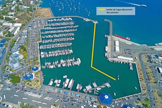 1,2 milliard de francs pour un nouveau port à horizon 2021