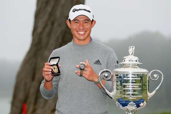Collin Morikawa crée la surprise au Championnat PGA