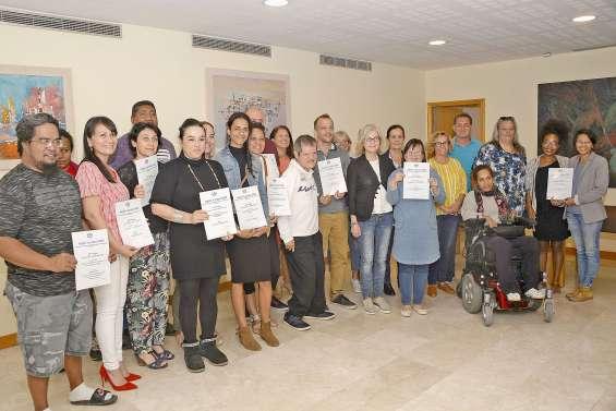 La ville récompense dix projets qui vont améliorer le quotidien des handicapés