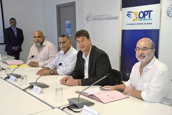 L'internet très haut débit à Wallis-et-Futuna fait un pas de plus
