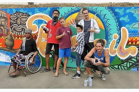La Quinzaine du hip-hop  en Brousse et aux Îles