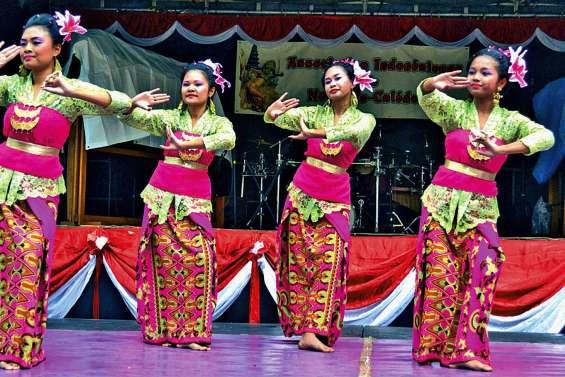 La culture indonésienne  en fête dimanche à Robinson