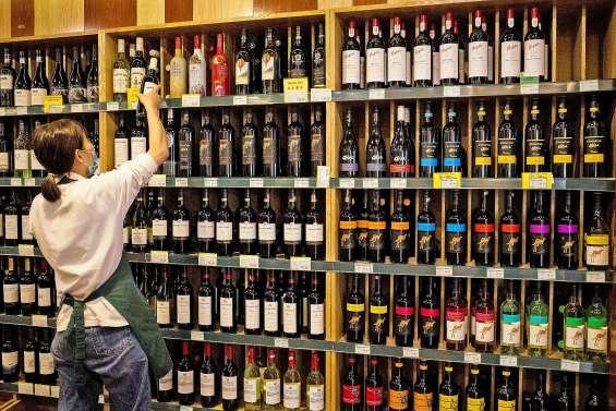 Le vin, nouvelle cible de la brouille  entre la Chine et l'Australie
