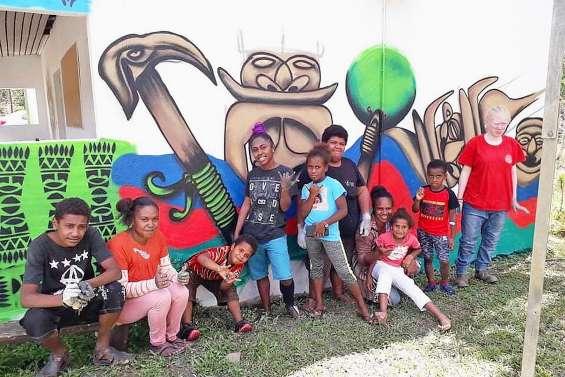 Semaine culturelle à la tribu de Paimboas