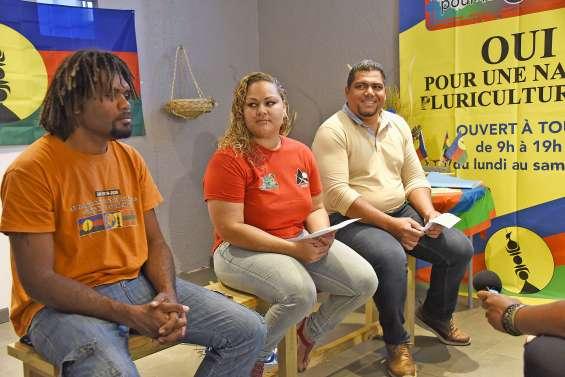 Le FLNKS espère une mobilisation des jeunes