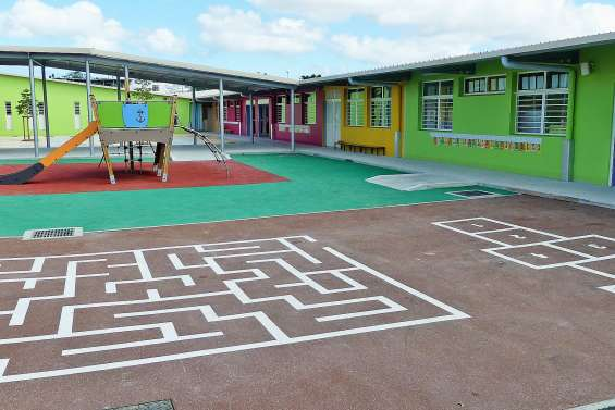 L'école Les Lilas ouvre  ses portes dès cette rentrée