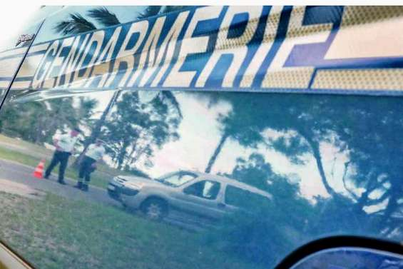 Les gendarmes résolvent un vol à un million, à Païta