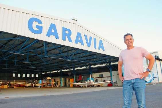 Au bord du dépôt de bilan, la société d'aviation Garavia a trouvé un repreneur