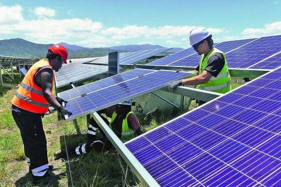 La Calédonie va renforcer son parc solaire
