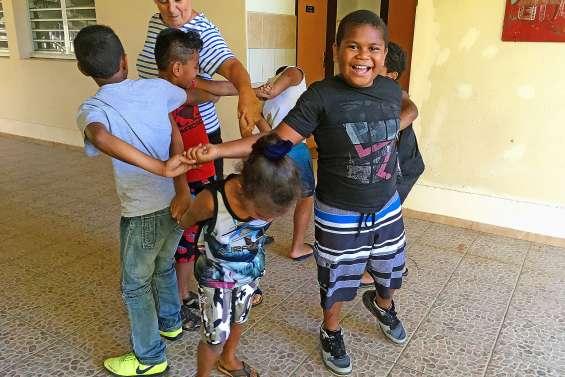 Un après-midi de lutte contre le surpoids chez l'enfant