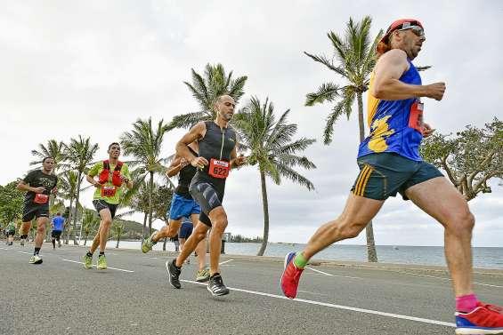 Non, le semi-marathon de Nouméa n'était pas (un peu) trop long