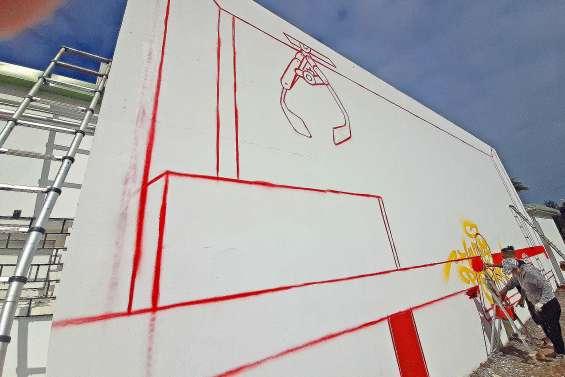 L'Under Pressure, premier festival de graff, jusqu'à dimanche