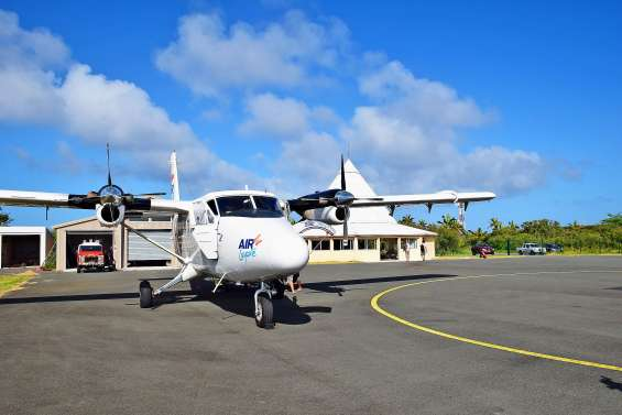 Deux possibles vols d'Air Loyauté en partenariat avec Air Calédonie ce mercredi