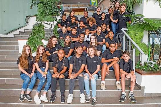 Première assemblée plénière pour le conseil des jeunes