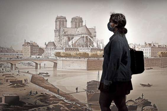 Hugo, Viollet-le-Duc et la résurrection de Notre-Dame au XIXe siècle
