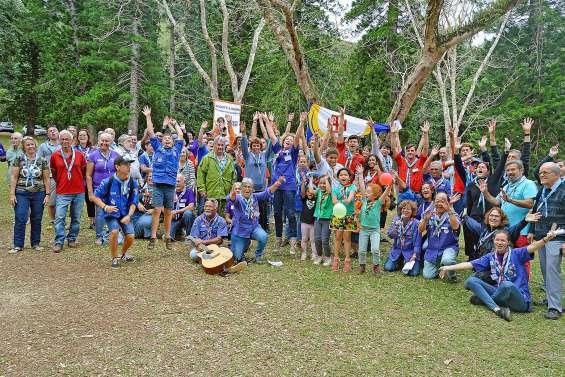 Les Scouts et Guides de France ont fêté leurs cent ans