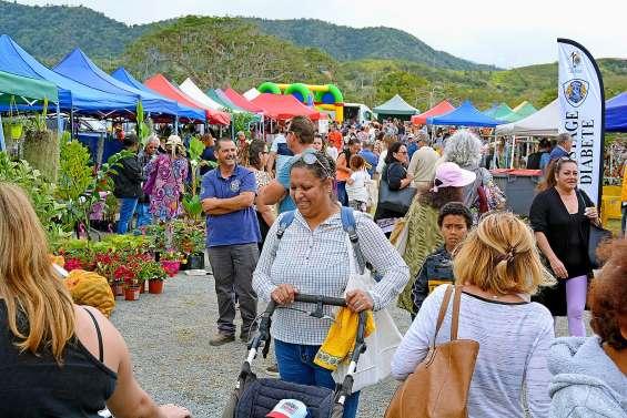 2 500 visiteurs à la Fête du palmier