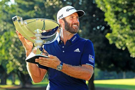 Dustin Johnson achève la saison en riche patron
