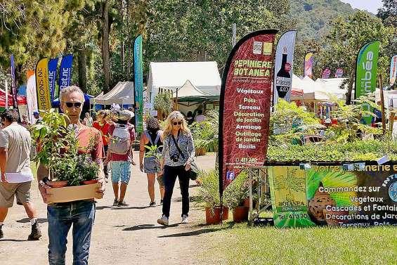 Près de 18 000 personnes attendues ce week-end au Salon nature et jardins