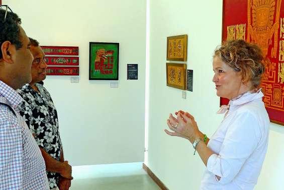 Visite guidée, ce soir,  à 17h30, de l'exposition Femmes en or