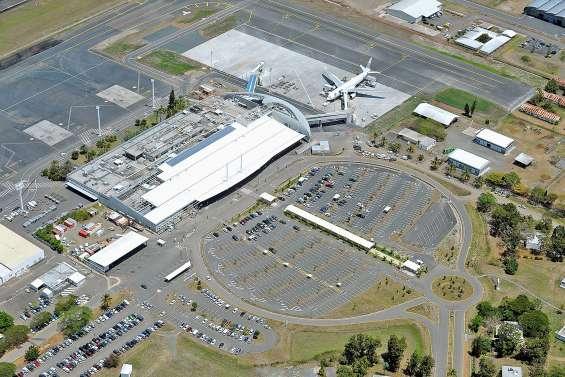 Des visites guidées pour découvrir les coulisses de l'aéroport de La Tontouta