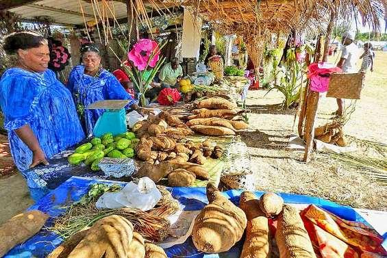 La 30e Foire des îles Loyauté débute ce matin à Taduremu