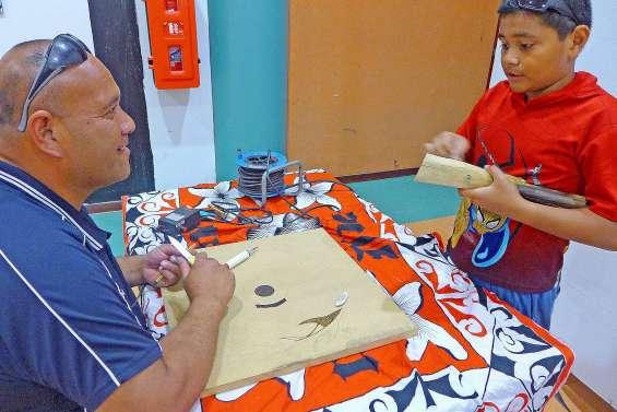 Les artistes se sont retrouvés au festival Pacifik'Elevation